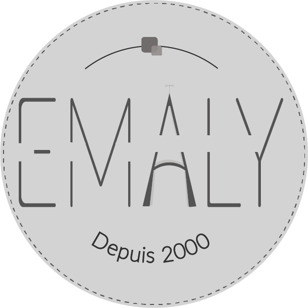 Le logo d'Emaly
